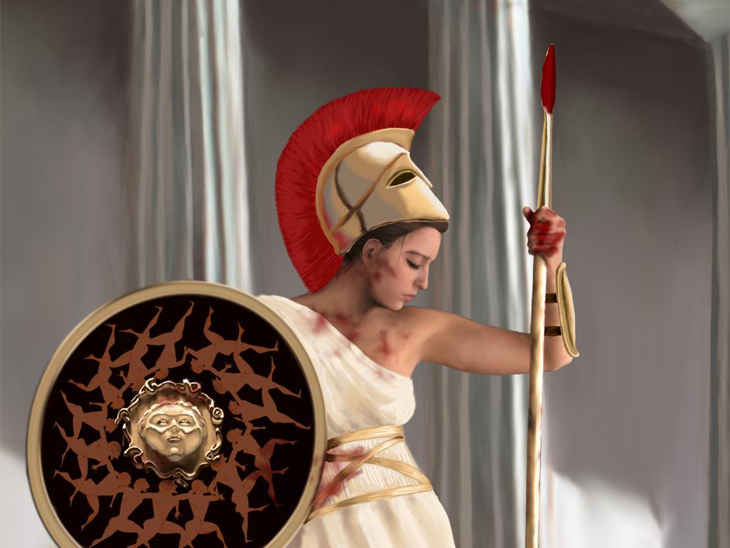 Andrea, daughter of Athena Athena_Wallpaper_1024x768_by_tartleigh