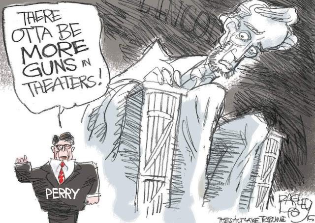 Rick Perry saying