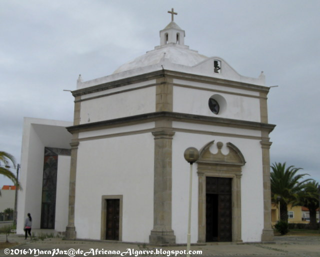 S. Jacinto church, near Aveiro