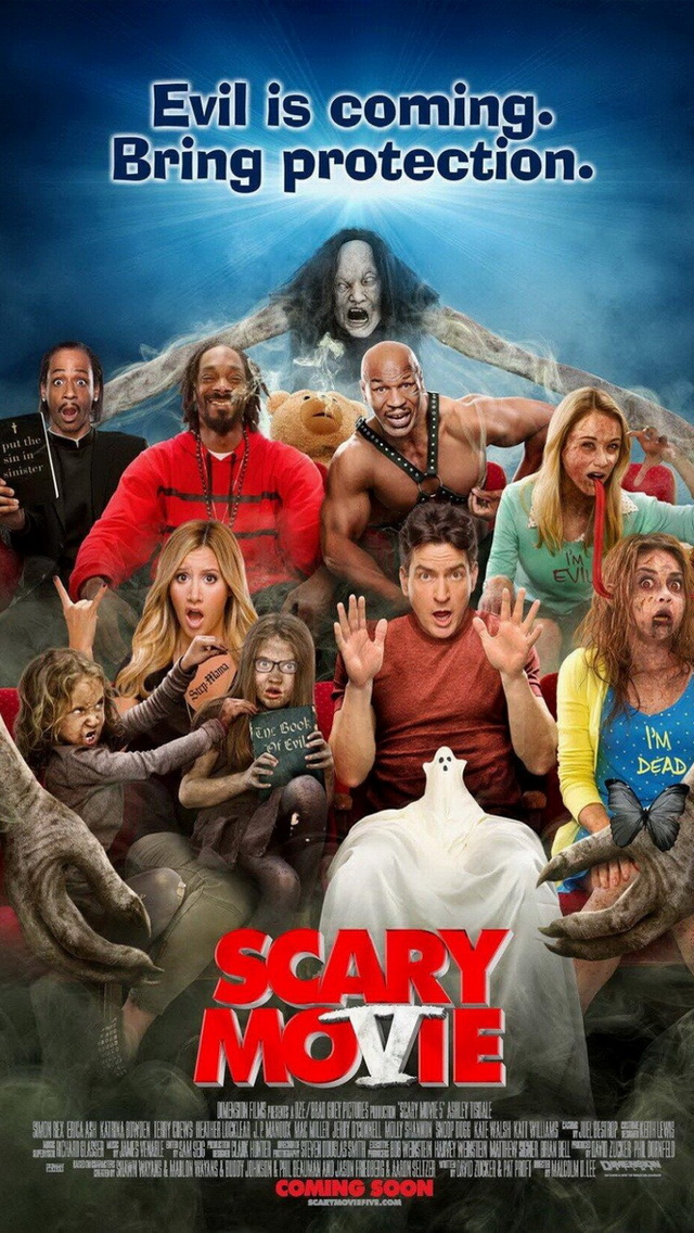 scary movie 5 wallpaper - photo #8