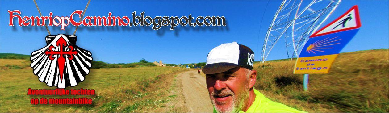 Henri op Camino