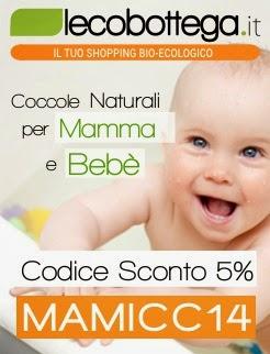 SCONTO 5% L'ECO BOTTEGA