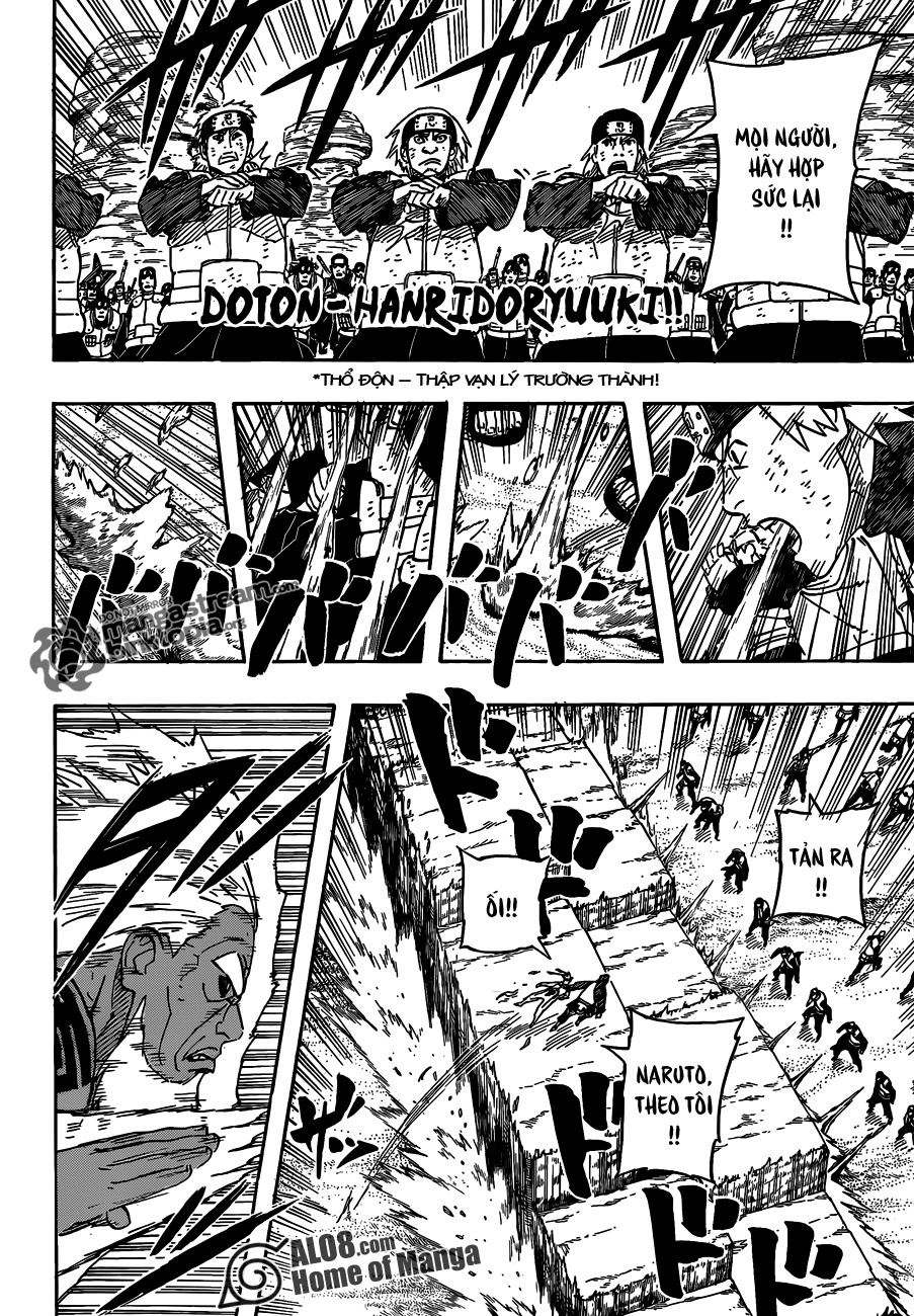 Naruto chap 554 Trang 9 - Mangak.info