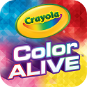 Crayola Color Alive App