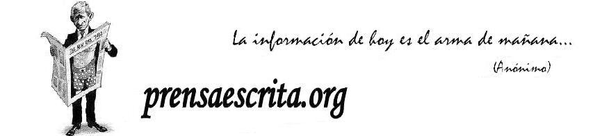 Prensa Escrita | Periódicos nacionales e internaciones