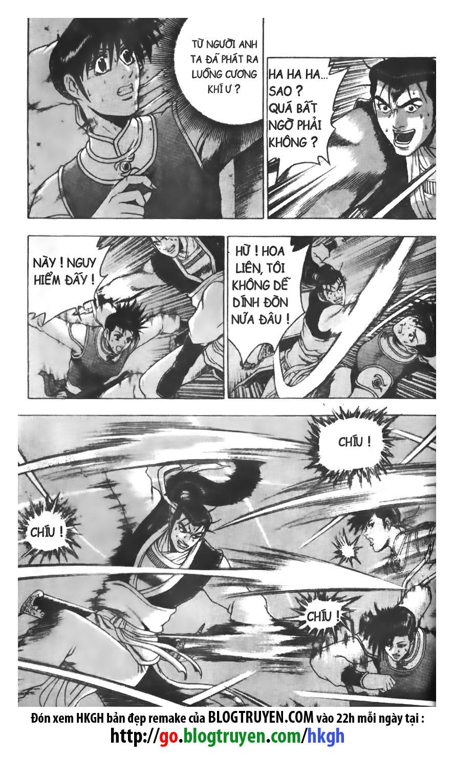 Hiệp Khách Giang Hồ chap 190 Trang 21 - Mangak.info
