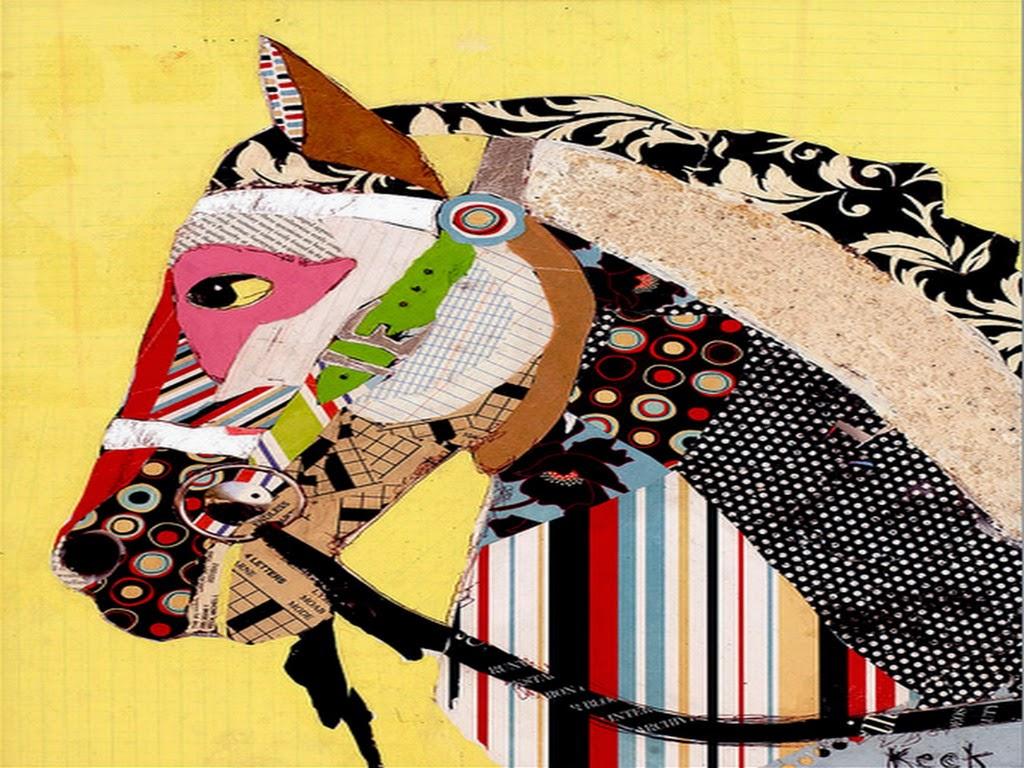 oleos-de-caballos-abstractos