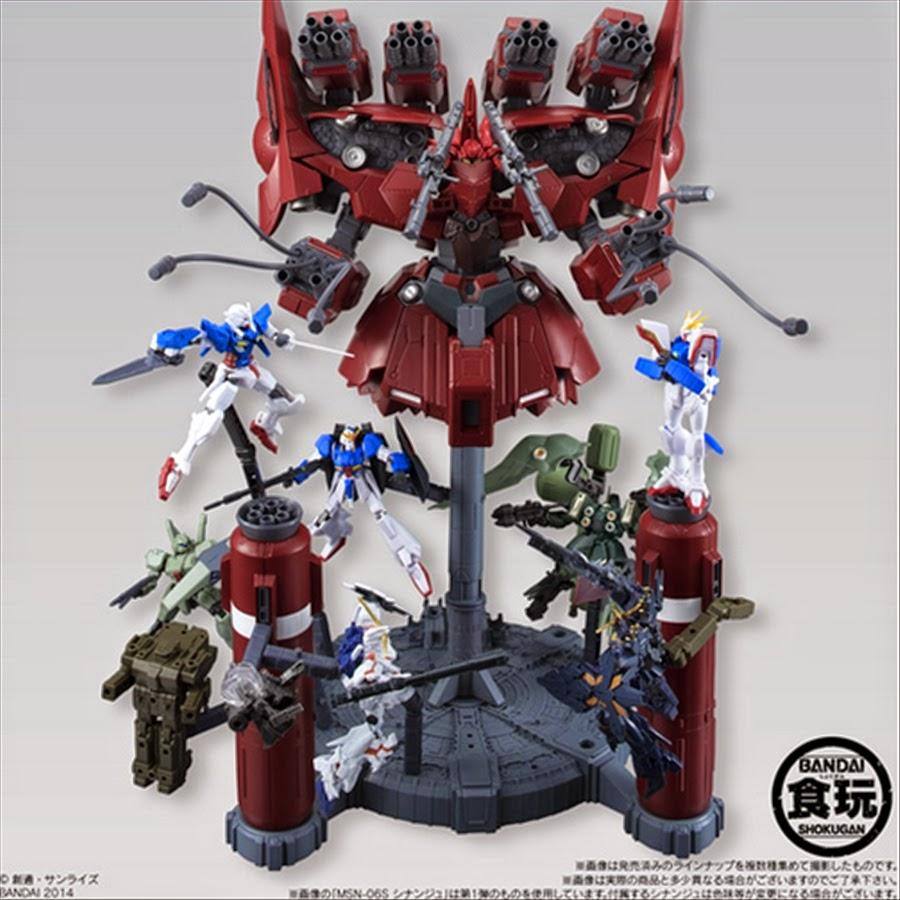 P-Bandai: Gundam Assault Kingdom NEO ZEONG