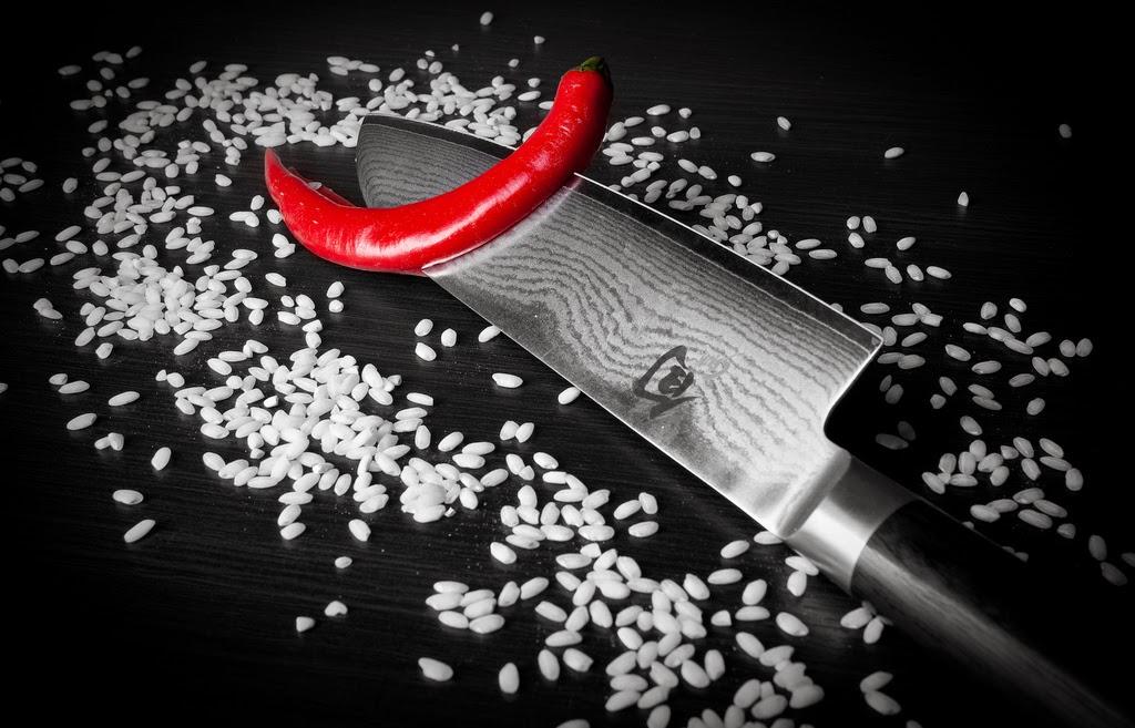 couteau à offrir à un cuisinier : Kai Shun classique