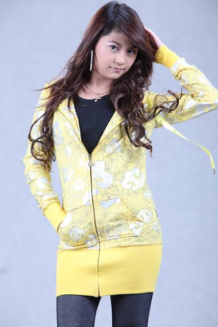Bobby Soxer - Myanmar Model Singer