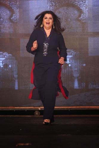 Farah Khan in Happy New Year