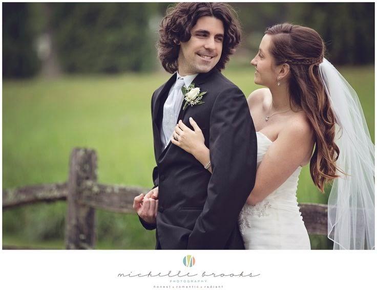 bride and groom outdoor wedding SC