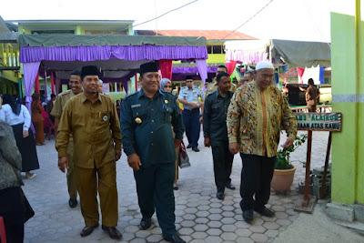 Kakankemenag Tanjungbalai Hadiri Pembukaan Festival Lagu Religi Islami se Tanjungbalai-Asahan