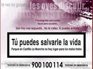 ATENCIÓN A MUJERES Y MENORES VÍCTIMAS DE VIOLENCIA DE GÉNERO
