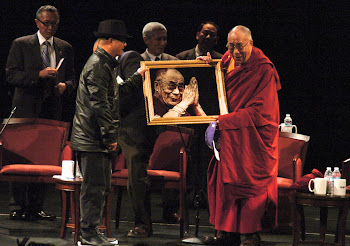 A Portrait for HH the Dalai Lama