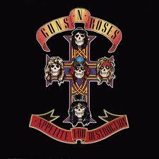 Guns N' Roses-Appetite for Destruction (1987)