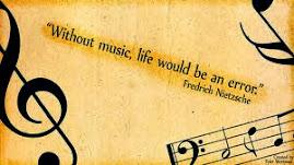 SENZA LA MUSICA ...