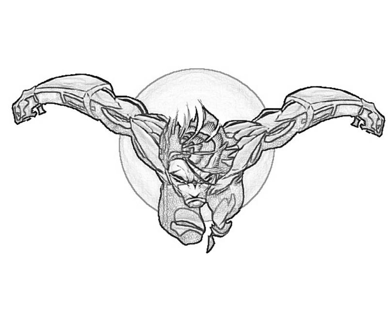 95 Coloring Pages Batman Arkham Knight