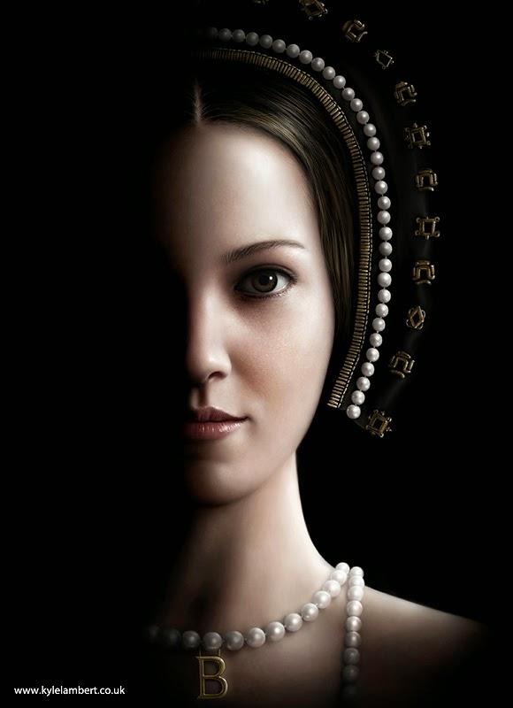 04-Anne-Boleyn-Visual-Artist-Kyle-Lambert-iPad-Hyper-realistic-Portraits-www-designstack-co