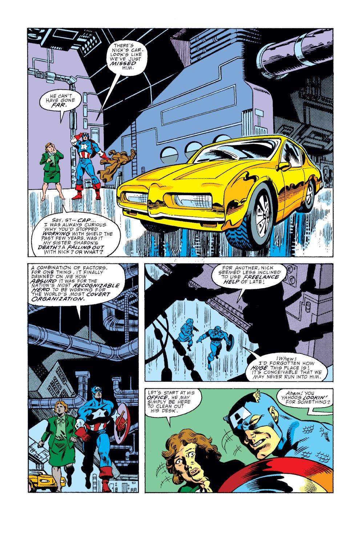 Captain America (1968) Issue #351 #283 - English 11