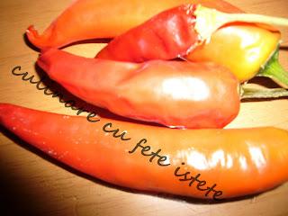 Ketchup picant