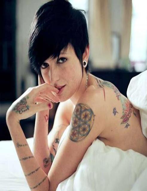 Hollywood Celebrity Tattoos 2012