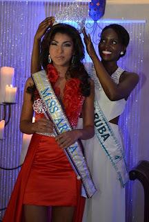 Lucianette Verhoeks Pics, Miss World Aruba 2012