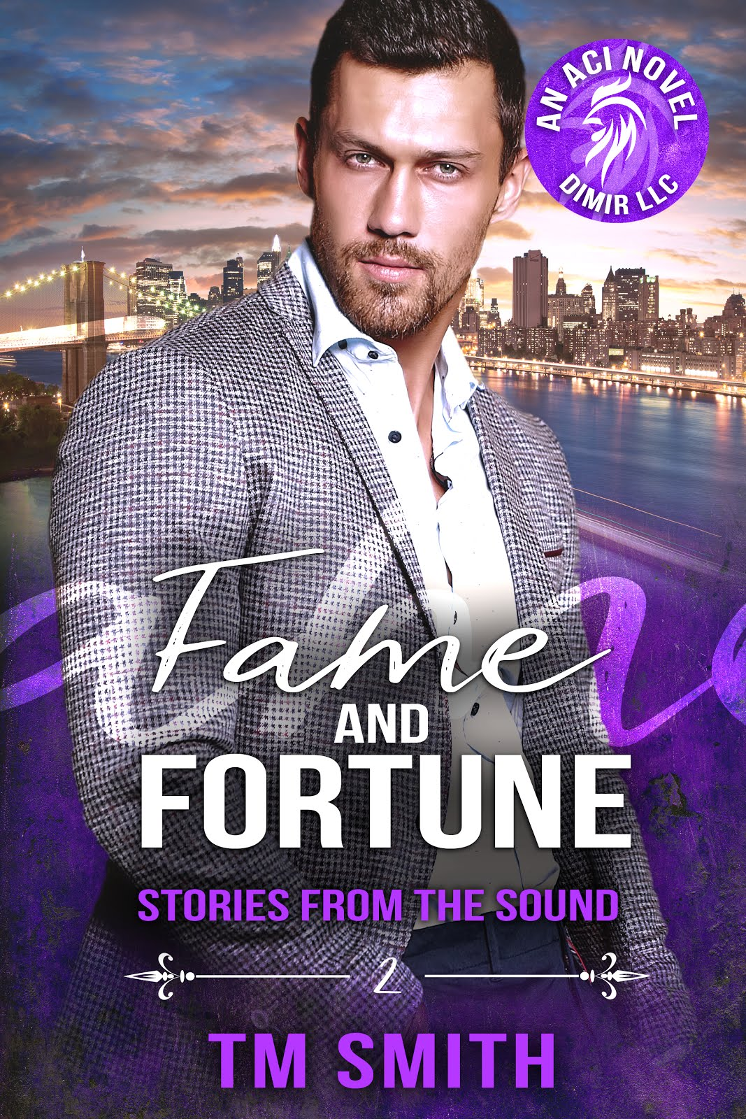 Fame and Fortune (Stories from the Sound book 2) out now & free with KU!