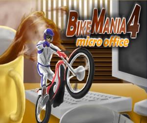 Bike Mania 4 Game