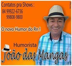 JOÃO DAS MANGAS