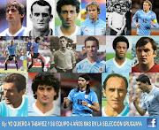 POR QUE NADIE ES MAS QUE NADIE uruguay jugadores rtj