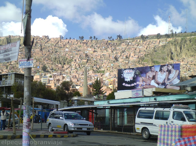 El Alto, La Paz, Cementerio La Paz