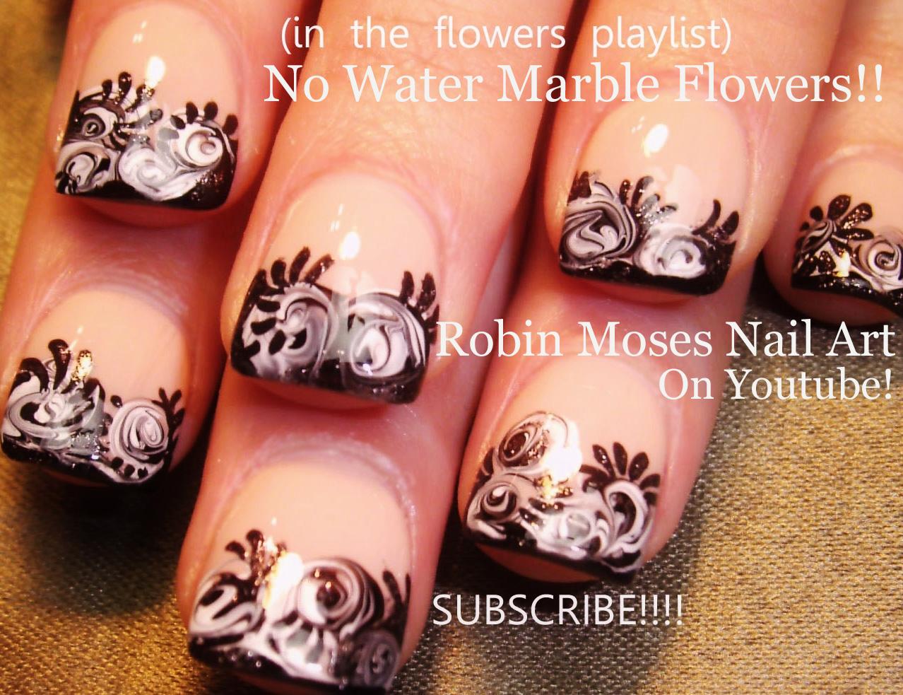 Robin moses nail art marble nails with no water needed no water marble nails with no water needed no water marble nails prinsesfo Gallery