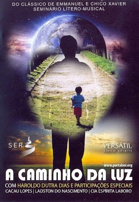 A Caminho da Luz - DVDRip Nacional