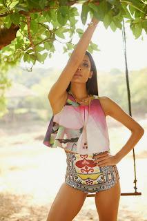 Lisa Hydon Beautiful Pics from Ekke Magazine March 2015