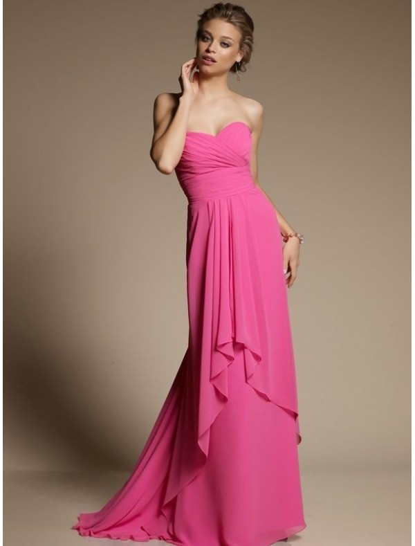 Dress to surprise bridesmaid dresses colors meanings for Wedding dress color meanings