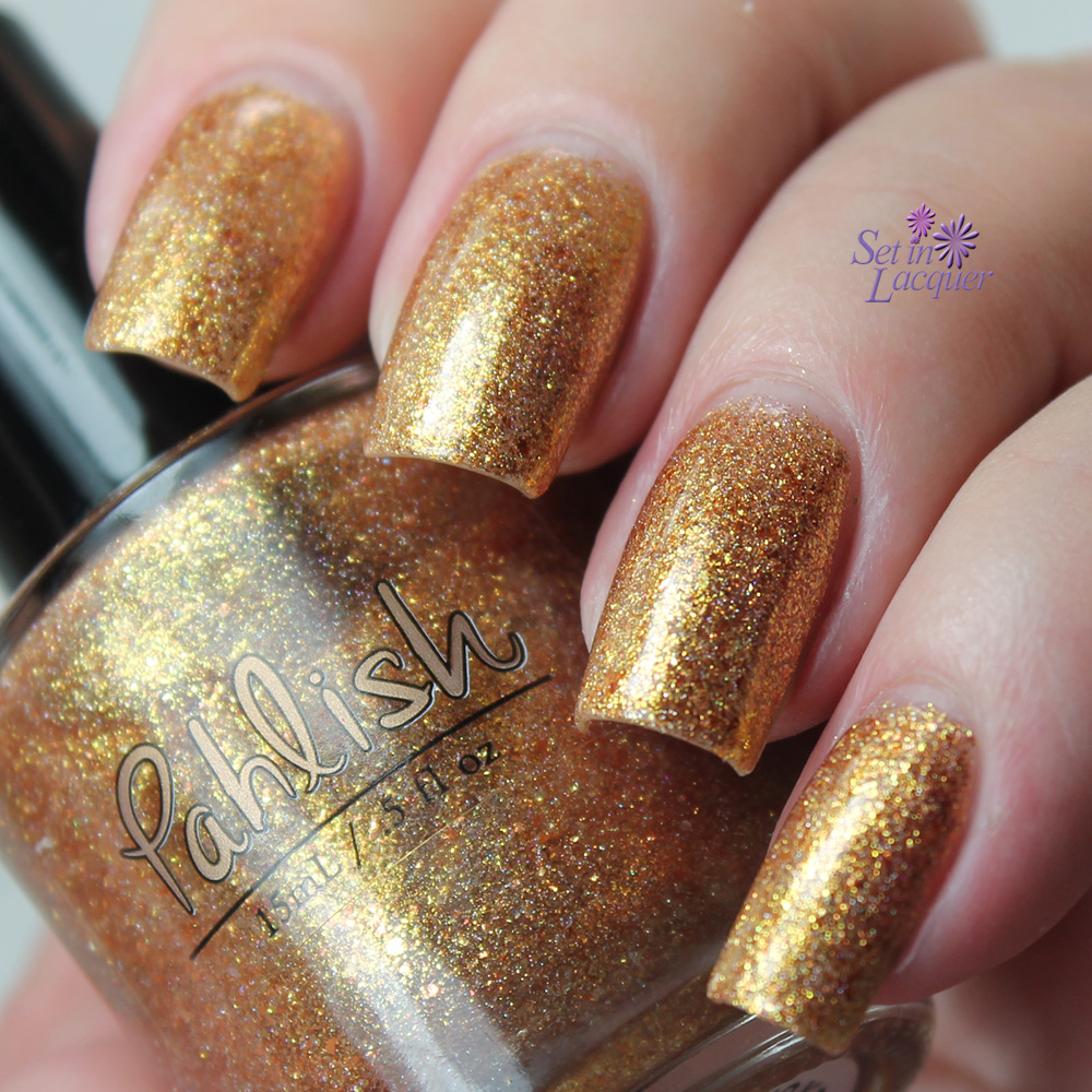 Pahlish Fields of Gold for March A Box, Indied