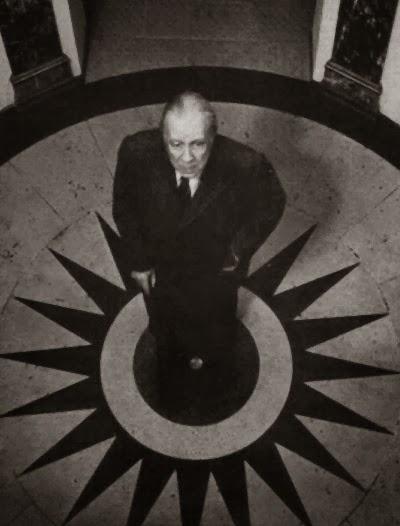 Cuento sobre Jorge Luis Borges