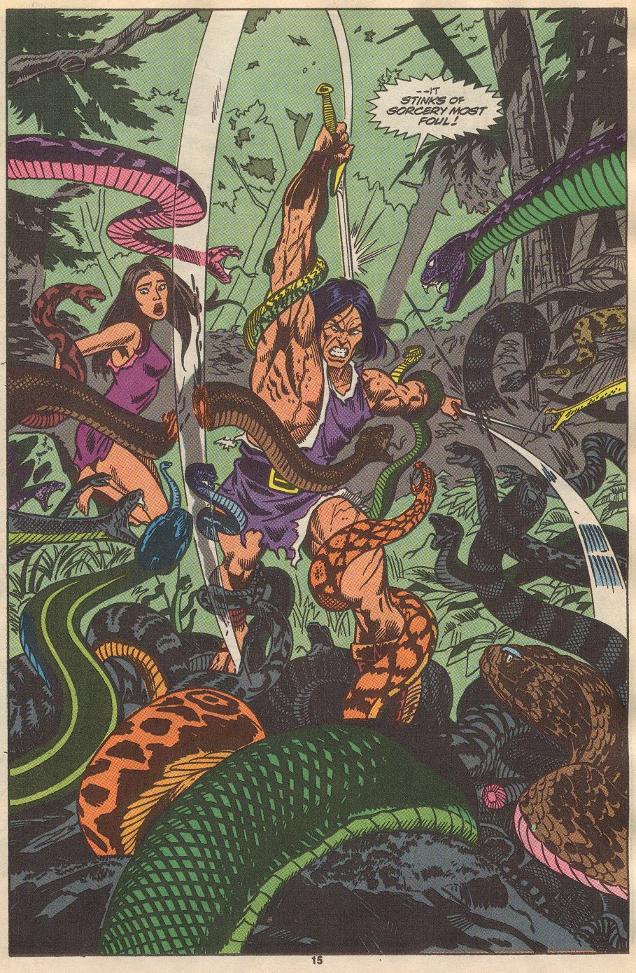Conan the Barbarian (1970) Issue #237 #249 - English 13