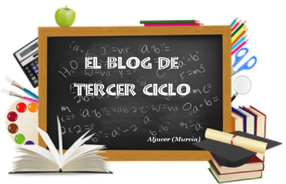 El blog de tercer ciclo