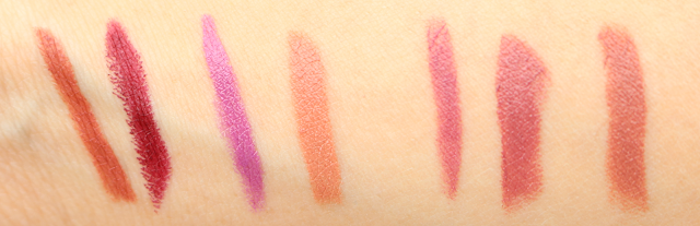 2015, beauty, best mac lipstick, Cherish, Collection, Diva, Fast Play, lipsticks, MAC, Mehr, review, Spirit, swatch, swatches, Taupe, Up The Amp, youwishyou,
