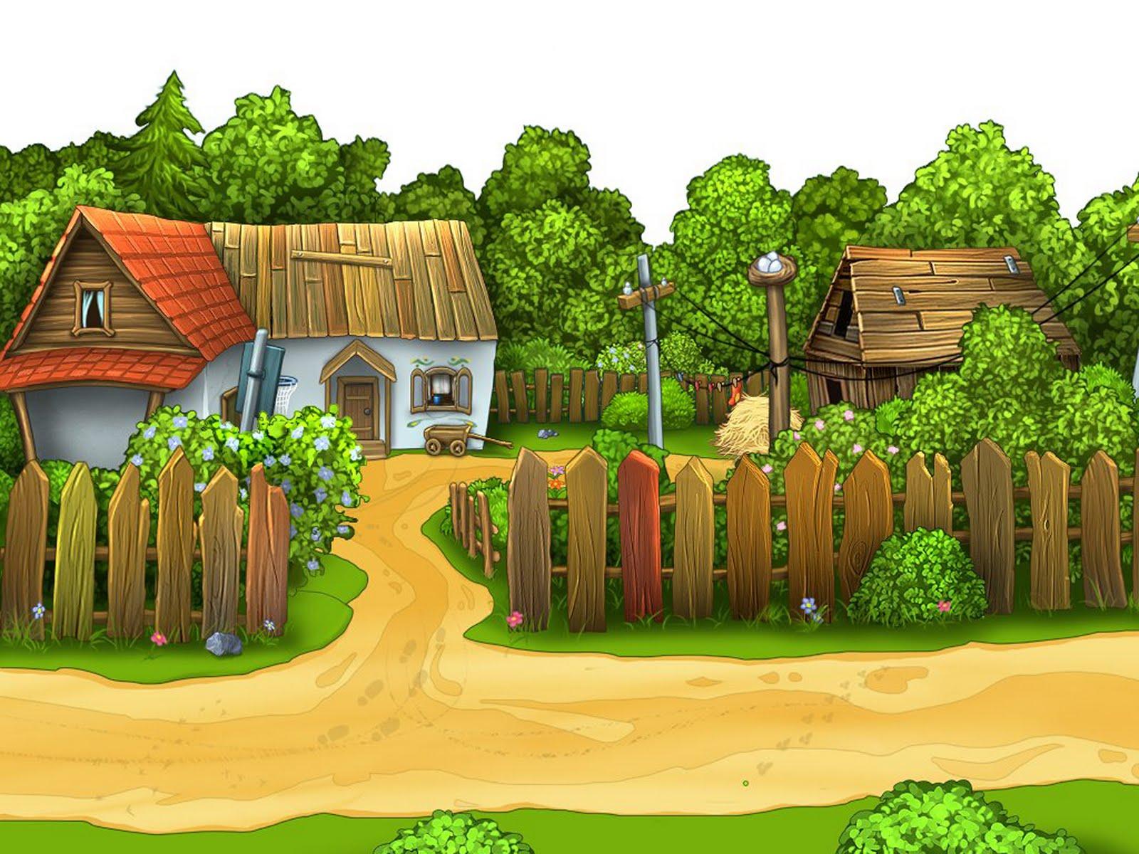 Marcos gratis para fotos paisajes infantiles for Paisajes para una pared