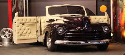 23 1946 Ford F 100 Custom Pick up