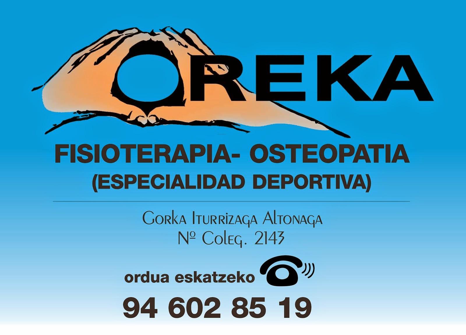 OREKA FISIOTERAPIA