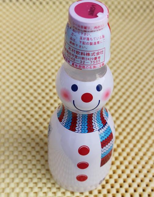 soda snowman