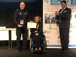 Premio Medalla de Plata de la Seguridad Vial, modalidad Educación Vial