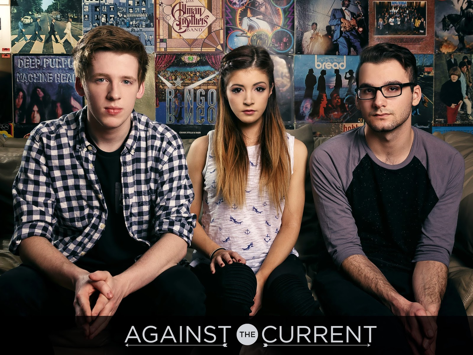 Against The Current - Chrissy Constanza, Dan Gow and Will Ferri