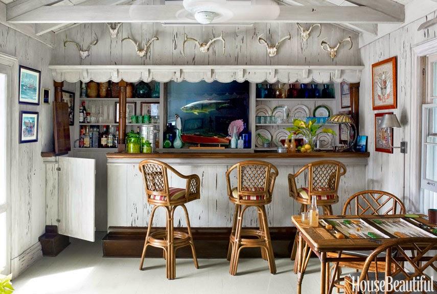 The Glam Pad Inside Liza Pulitzer Calhoun S Palm Beach Home