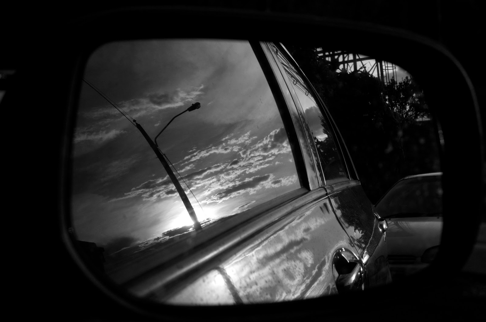 Reflections of the day - Oscar Funes