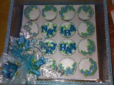 cupcake bertunang